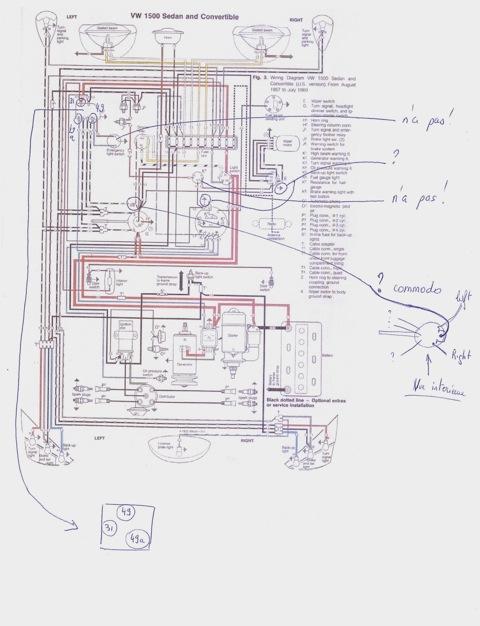 O est le jus - Comment lire un schema electrique ...