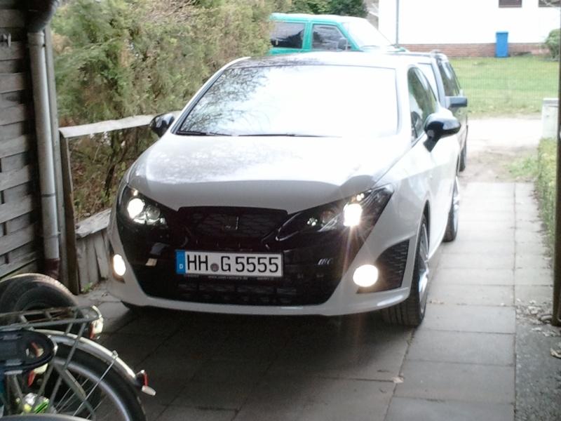 Leder Hochglanz Lackieren : Es war ein Seat Ibiza Cupra Bocanegra Ab Werk bestellt im Dezember