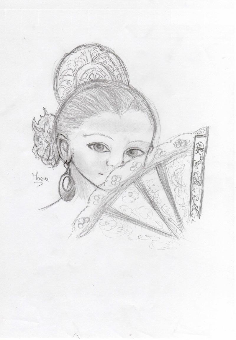 Mes dessins sur l 39 espagne - Dessin espagne ...