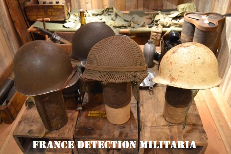 France Détection Militaria