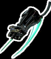 Fulgor Blade Gauntlet F-846