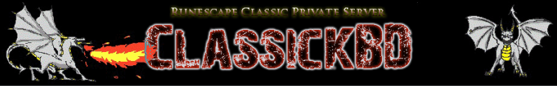 Runescape ClassicKBD Private Server