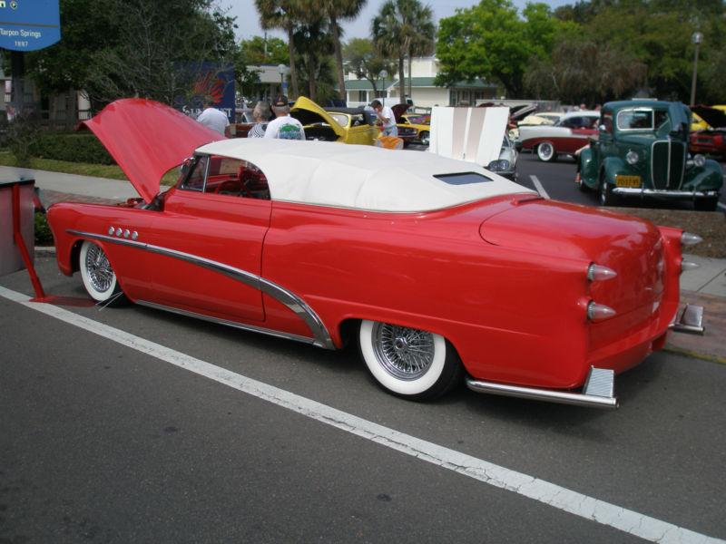 Buick 1950 1954 custom and mild custom galerie page 3 for 1954 buick roadmaster 4 door
