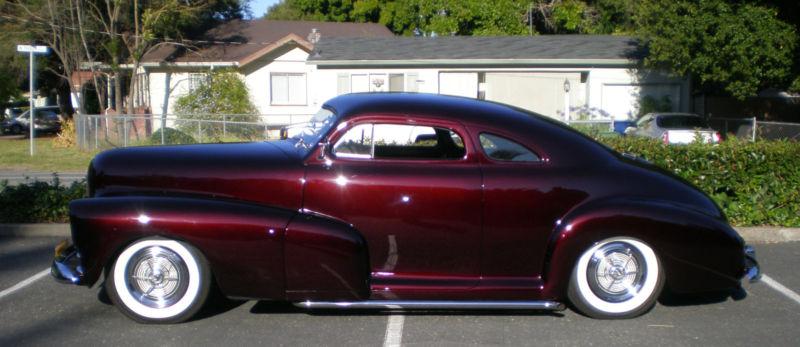 chevrolet 1946 - 48 custom  u0026 mild custom