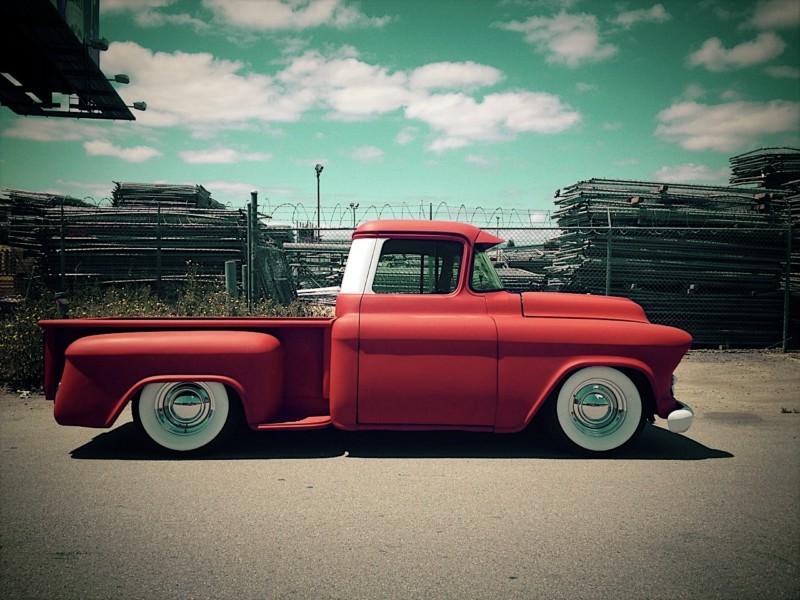 Chevy Pick Up 1955 1959 Custom Amp Mild Custom