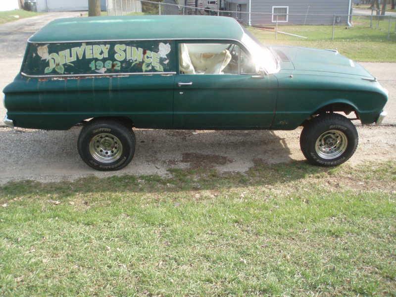 1960s Ford Amp Mercury Gasser
