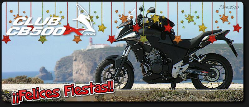 Club Honda CB500X
