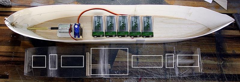ein kartonmodell schwimmf hig mit rc bauen ms solingen 1. Black Bedroom Furniture Sets. Home Design Ideas