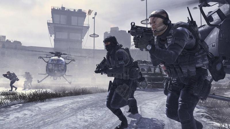 لعبة الاكشن والحروب الرهيبة جدا Call OF Duty Modern Warfare Excellence Repack 3.78 GB