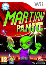 [Wii] Martian Panic