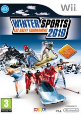 [Wii] Winter Sports 2010: The Great Tournament (Multi 5)