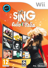 [Wii] Let's Sing @ Radio Italia