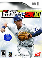 [Wii] Major League Baseball 2K10 (EN)