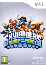 [Wii] Skylanders: Swap Force (Multi 3)