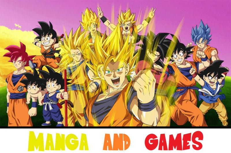 Manga & Games