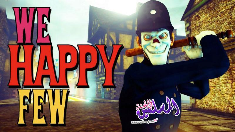 تحميل لعبة 2017 We Happy Few <br /> ' We Happy Few Free Download<br />