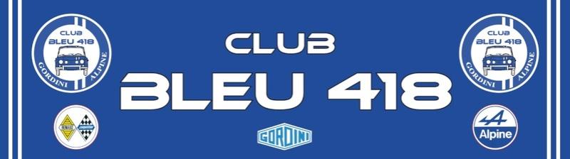 CLUB BLEU 418