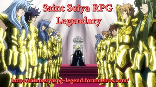 Saint Seiya Legendary RPG