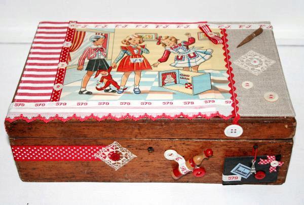 Les boites dans la maison page 8 for La boite a couture 03500