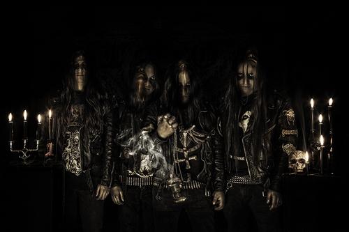 Aux portes du metal chronique d 39 album metal in obscurity revealed grim fumes of revelation - Aux portes du metal ...
