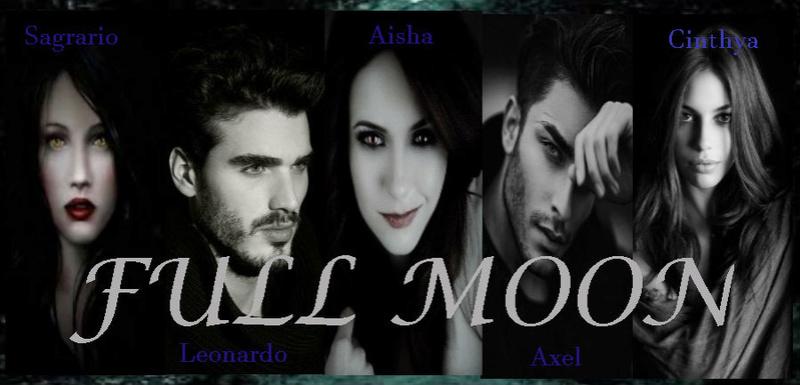 manada lobos de la luna llena