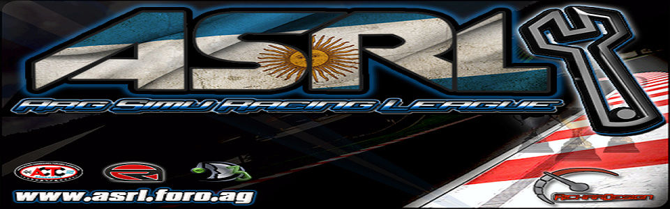 ARGENTINA SIMU RACING LEAGUE