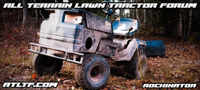 All-Terrain Lawn Tractor Forums