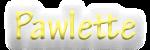 Pawlette Bear