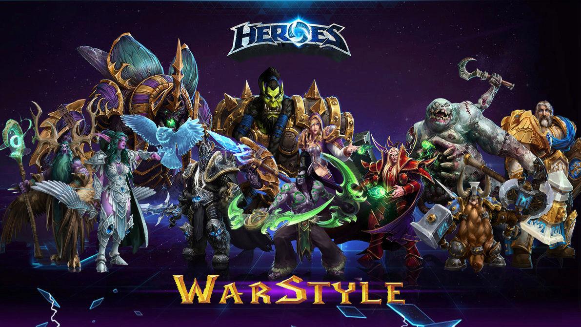 WarStYle Heroes