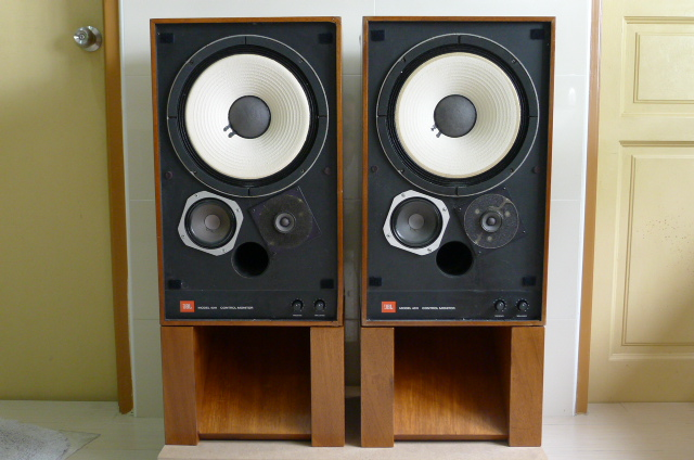 vintage jbl speakers. up for sale is a pair of vintage jbl 4311 studio monitor in original condition. smooth, powerful, wide-range response within compact enclosure jbl speakers
