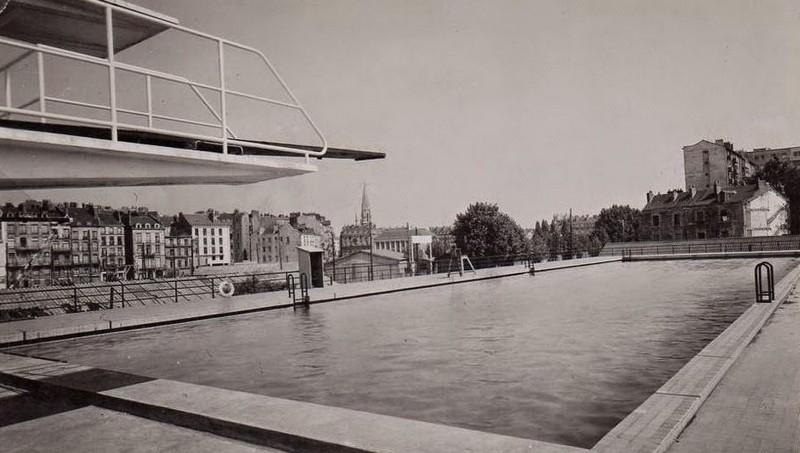 La piscine l o lagrange - Leo lagrange piscine nantes ...