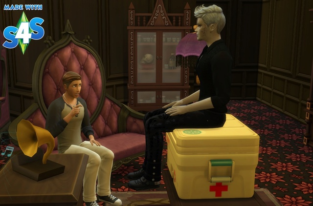 Vampire Can T Eat Food Sims