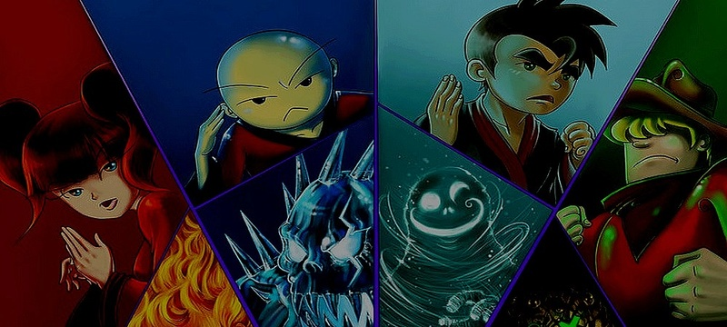 Xiaolin Showdown - RPG