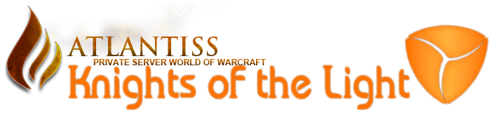 WoW Knights of the Light Atlantiss.eu Alliance Guild