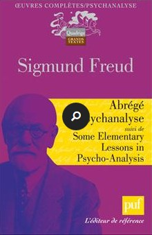 S. Freud, Abrégé de Psychanalyse