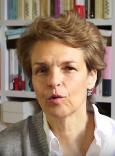 Pascale Frey, journaliste et écrivain