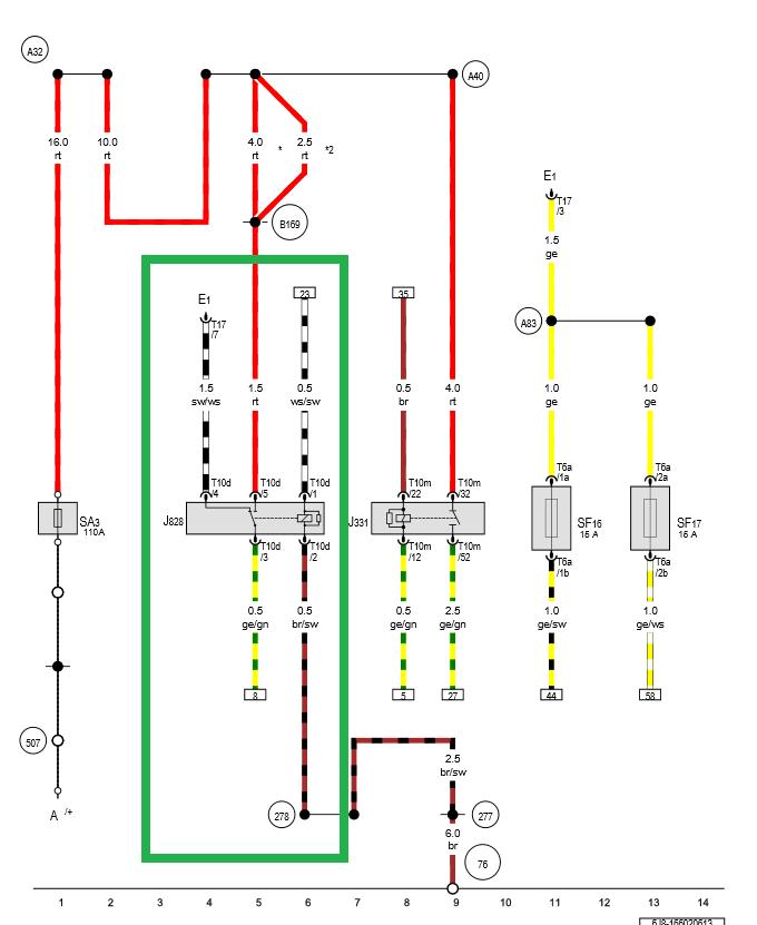Seat Ibiza Wiring Diagram
