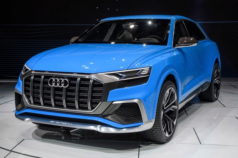 2017 audi q8 e tron concept. Black Bedroom Furniture Sets. Home Design Ideas