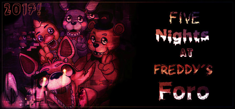 Five Nights at Freddy's Foro