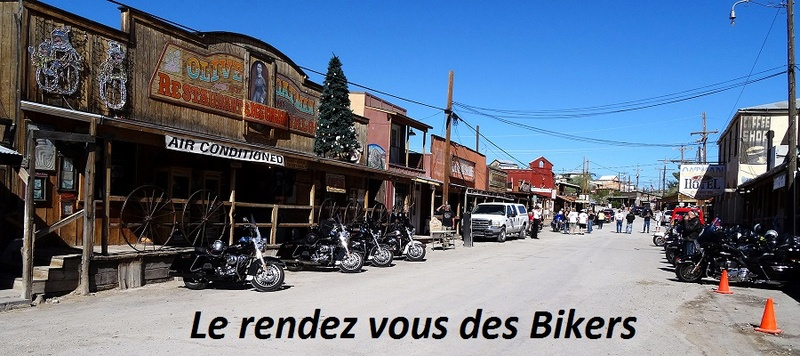 Le refuge des Bikers