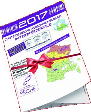 RÈGLEMENTATION PÊCHE 2017