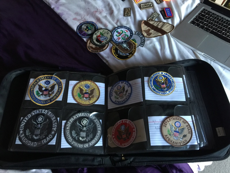 Uk Airshow Review Forums Patch Challenge Coin Collection