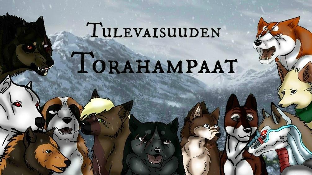 Ginga RPG Tulevaisuuden Torahampaat