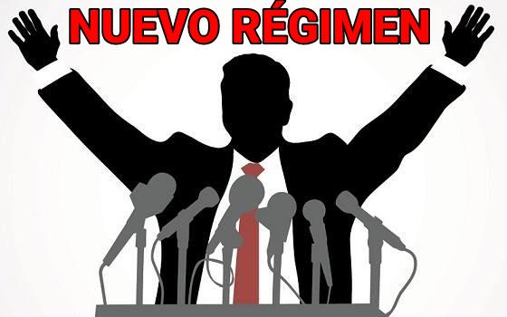 Nuevo Régimen