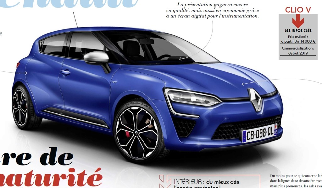 2019 renault clio v bja page 3. Black Bedroom Furniture Sets. Home Design Ideas