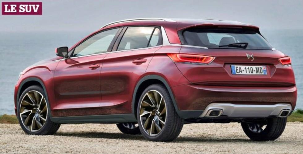2020 Ds Automobiles Ds 4 Crossback D84