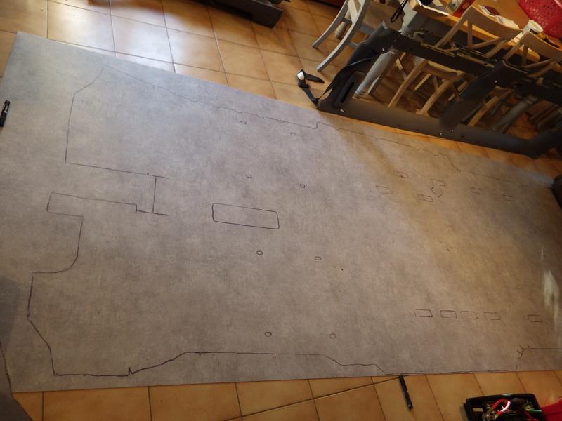 pose d un lino poser un sol pvc en rouleau lino pose de. Black Bedroom Furniture Sets. Home Design Ideas