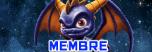 Spyro-Membre