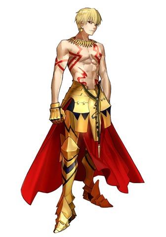 Fate/EXTELLA Gilgamesh