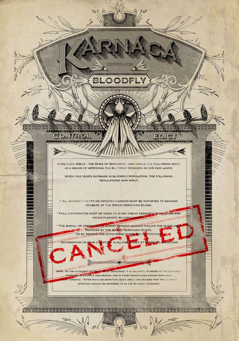 Dishonored 2: un nuovo set di immagini dedicato ai poster di propaganda e ai manifesti pubblicitari